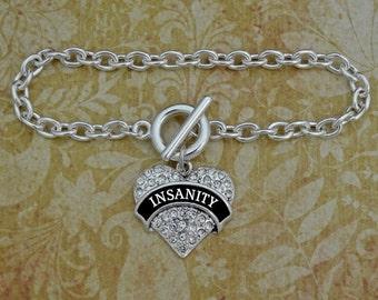 Insanity Toggle Bracelet