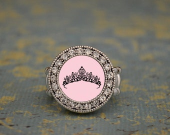 Pageant Stretchy Ring