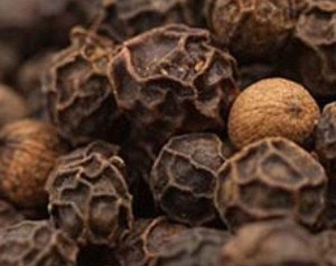 Black Peppercorns - Certified Organic
