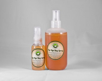 Organic Deet-Free Bug Spray - Safe for sensitive skin and infants