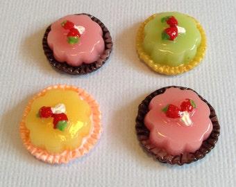Random color pies 2pcs