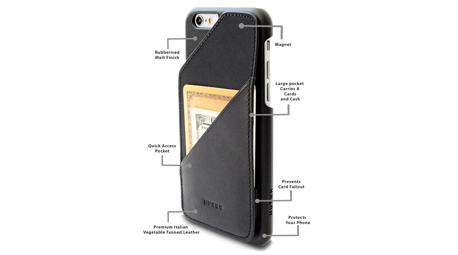 Leather Iphone 6 Wallet For Men Iphone 6 Wallet Case Black