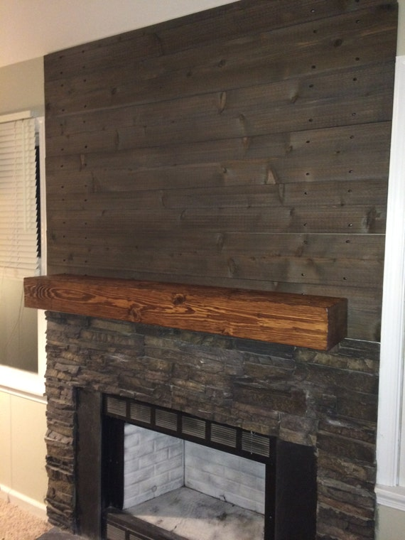 Fireplace Mantle 60 Long X 5 5 Tall X 9