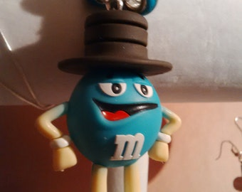 Great 2017 Deals !!!  8Gb  Usb KEY - Turquoise Blue Candy in Top Hat