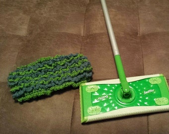 Swiffer Duster Cover (Reversible and Machine Washable)