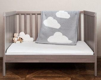 Babyblanket Clouds