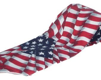 USA Flag by Mango Man