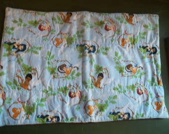 Diaper Burp Cloth - Fairies