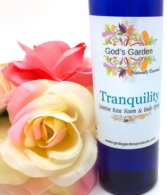 Tranquility Natural Room Spray Linen Spray By
