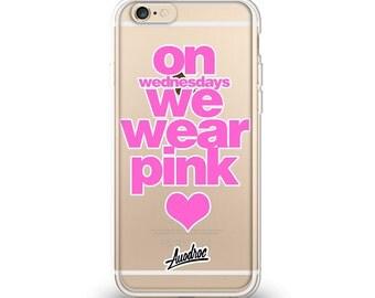 iPhone Case Wear Pink