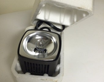 Vintage Bell & Howell Super 8 Movie Lite model 41410 Spot Flood Light for model 440 super 8 camera