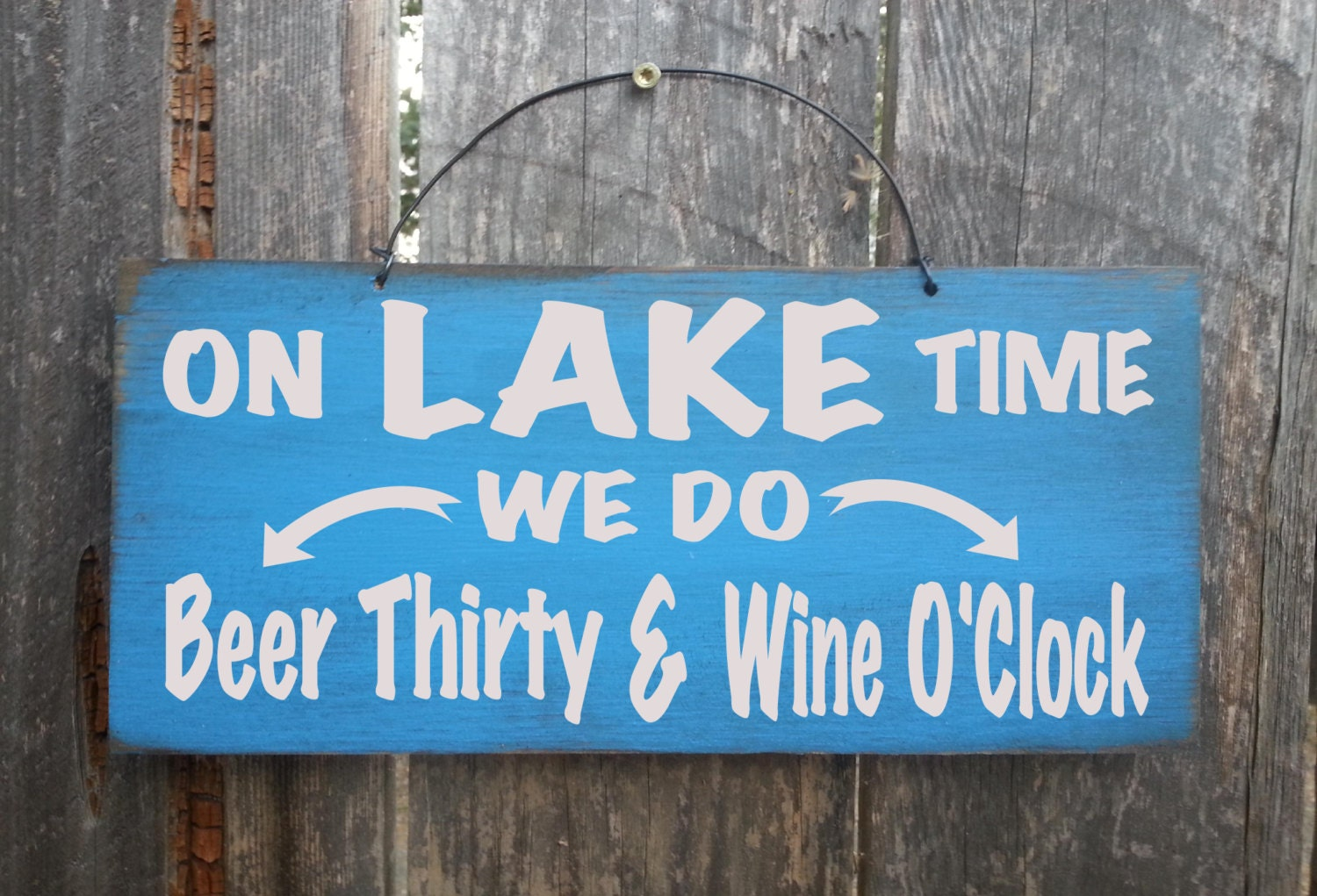 Lake sign lake decor lake house lake house decor lake for Outdoor decorative signs