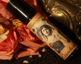 Rosachouli Perfume Oil - Deep Rose, Rich Patchouli