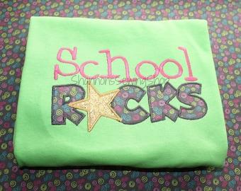 School ROCKS Shirt