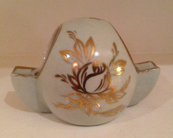Vintage Bedroom Ashtray by Carlin Comforts