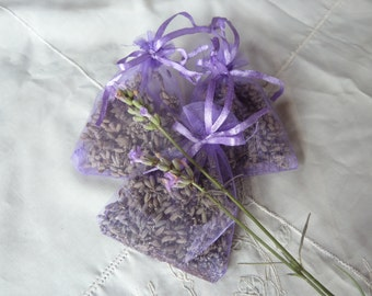 Ecological Lavender Bags - Homemade