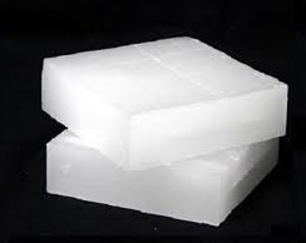 Paraffin Wax Slabs 140 degree melt point General purpose wax for votives, container candles, pillars and tarts