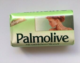 Vintage Italy Soap Bar Palmolive Olive