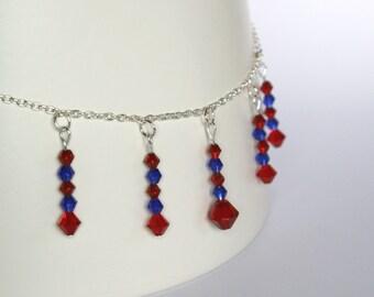 Winter Jewel Necklace