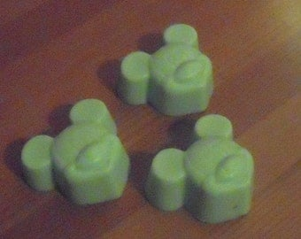 3 Goats Milk Soaps - Disney Mickey Mouse