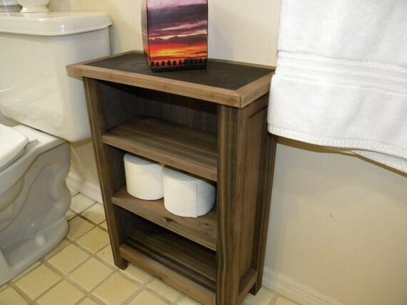 Articles similaires lil 39 rustique salle de bain mini armoire avec tag - Mini etagere salle de bain ...