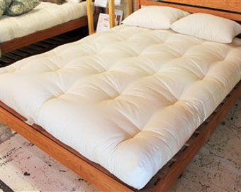 100% Organic Cotton and Wool Dreamton Mattress