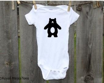 Bear Onesies®, Bear Baby Shower