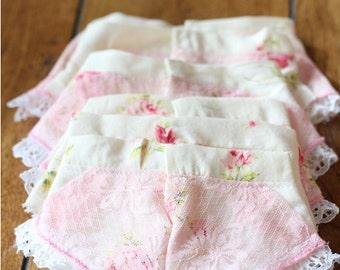 SD Flower Shorts