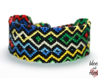 "Friendship bracelet ""Aveiro"""