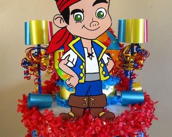 Jake and The Neverland Pirates Birthday Pinata