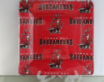Tampa Bay Buccaneers Decorative Plate