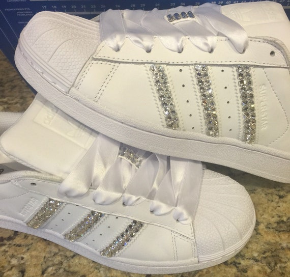 baskets adidas strass