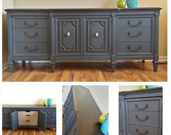 SOLD - Grand Buffet/Dresser