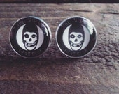 Fiend Club Stud Earrings