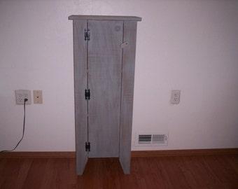 Tall Jelly Cupboard, Tall Wood Cabinet