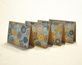 Stationary Card Set, Greeting Card Set , Blank Note Card Set,