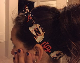 San francisco Giants headbands