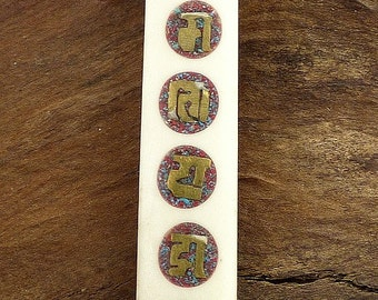 JEWEL Buddhist MANTRA chenrezi Buddha meditation wn3.7