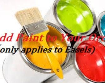 Add Paint Option