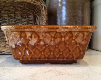 Brush Quilted Planter 100-7