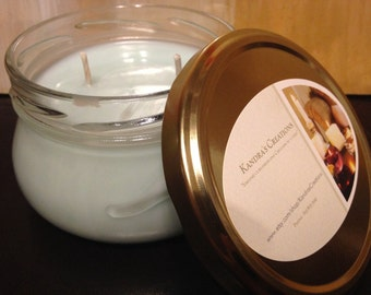 11 oz. Tranquil  Spa scented candle