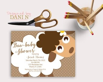 il_340x270.747678708_eh13 sheep baby shower etsy,Lamb Themed Baby Shower Invitations