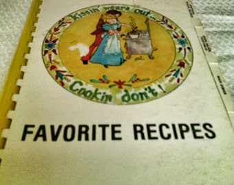 Kino Community Hospital Auxiliary Favorite Recipes Cookbook!! 1979
