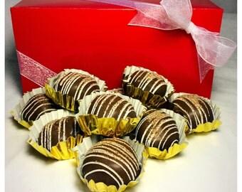 24 Snickerdoodle Cookie Truffles