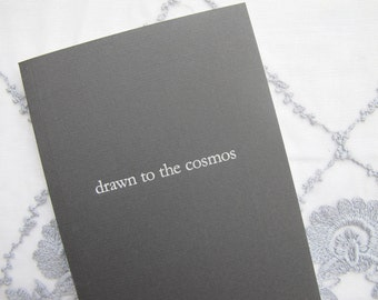 drawn to the cosmos poetry book