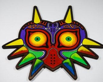Majora's Mask fridge magnet / magnet refrigerator Majora's mask