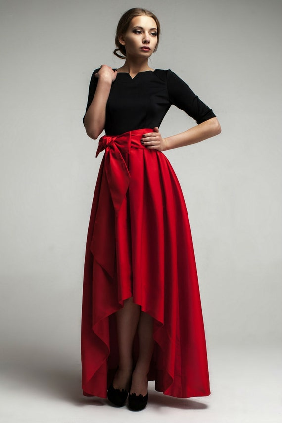 Long Skirt Formal Wear