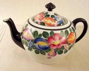 Handpainted Teapot