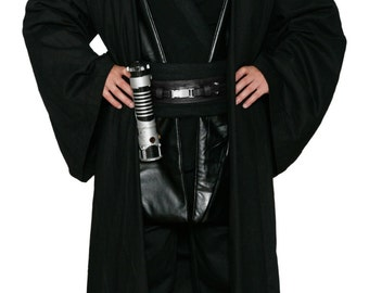 Star Wars Anakin Skywalker Replica Sith Costume Body Tunic with Replica Black Sith / Jedi Robe - JR 1439