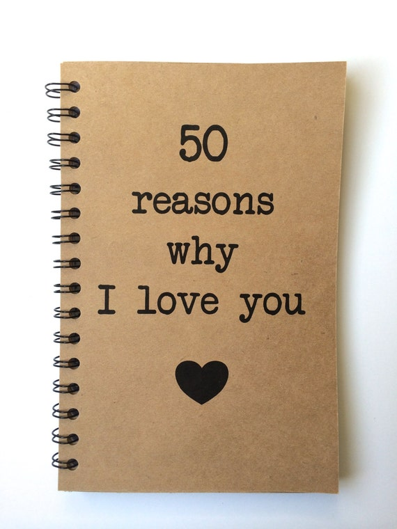 50 Reasons Why I Love You Love Notes By Misterscribbles Valentine Love ...